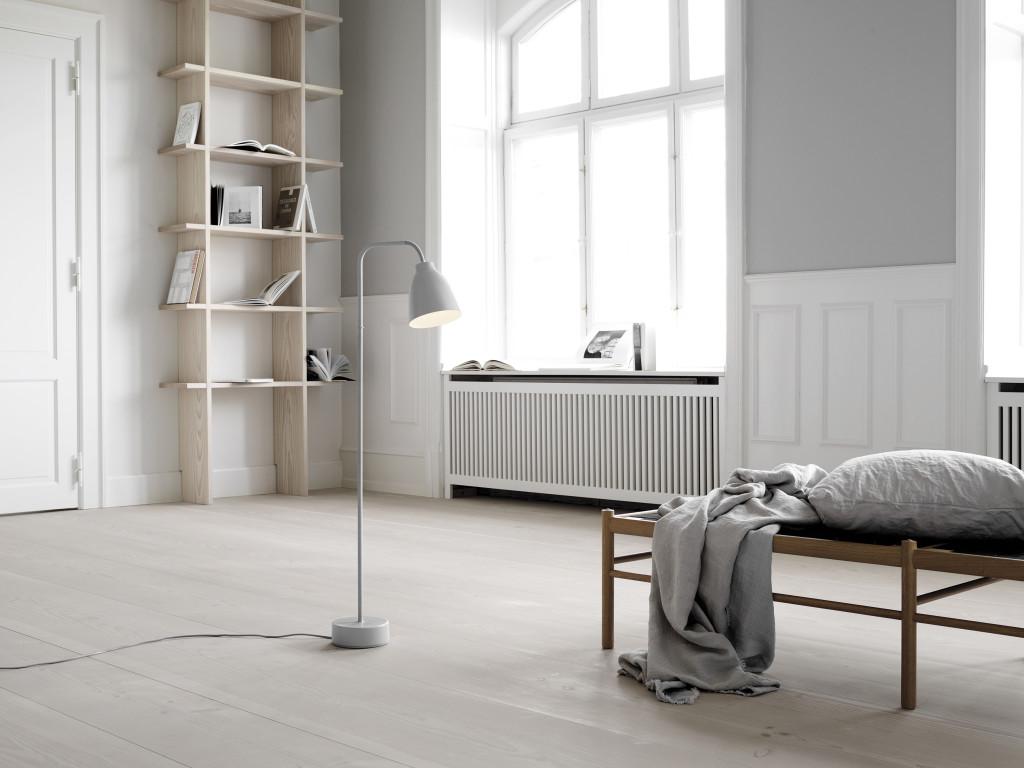 Caravaggio Read floor grey25 - installation 27581