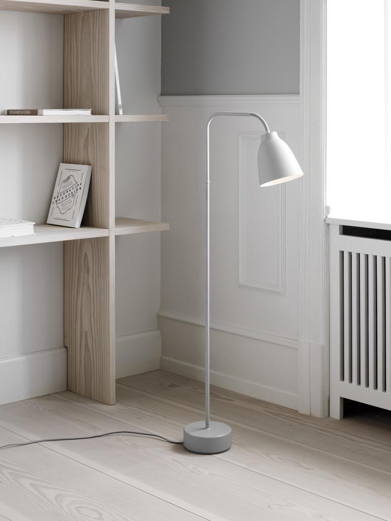 Caravaggio Read floor grey25 - installation 27596