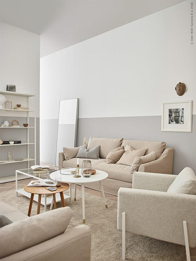 soft minimalism office and living room september edit. Black Bedroom Furniture Sets. Home Design Ideas