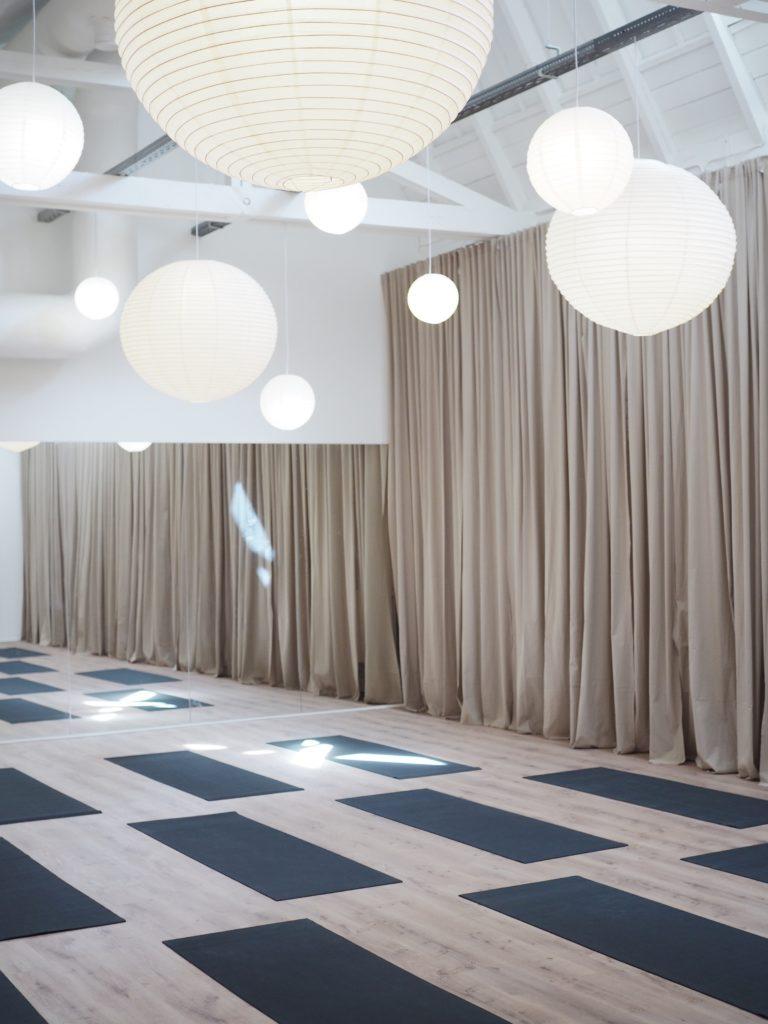 Dwell Space Yoga - a aesthetic yoga studio