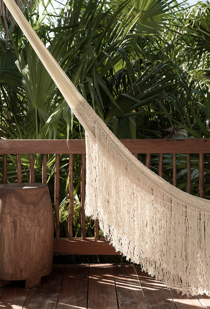 A dreamy treehouse in Tulum Mexico