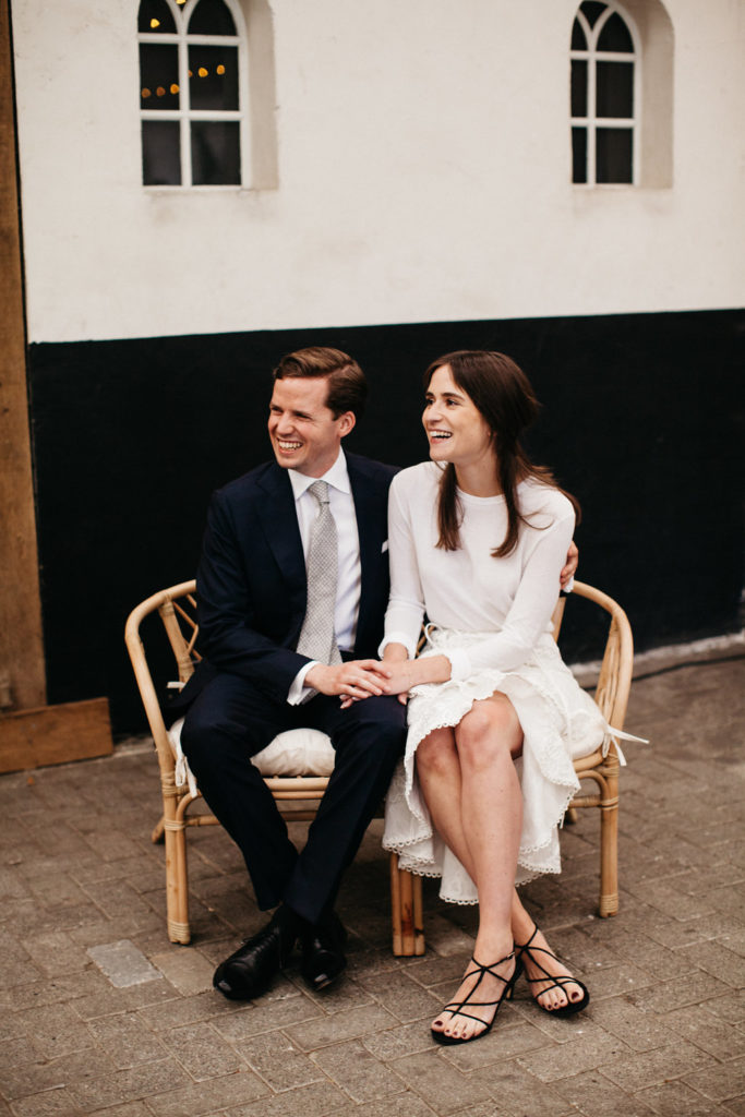 Inspiration to the perfect simple wedding