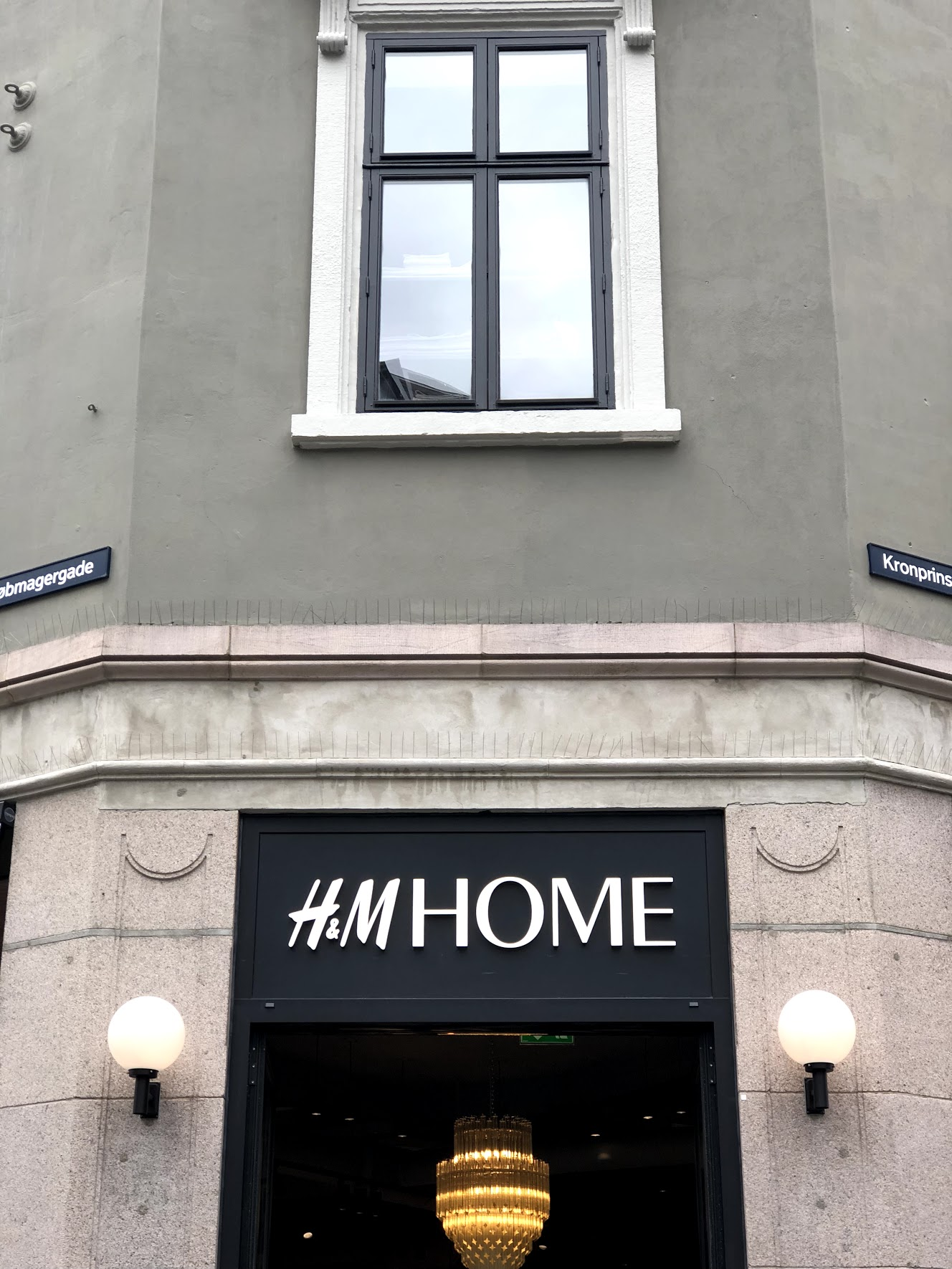 The New Hm Home Concept Store In Copenhagen September Edit