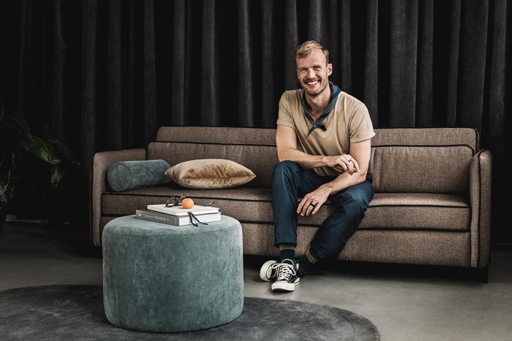 Bungalow5 designs a sofa for Sofakompagniet